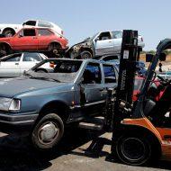 Автоконфискат и нерастаможенные машины могут попасть под утилизацию