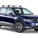 Volkswagen Tiguan получил новую спецверсию Adventure