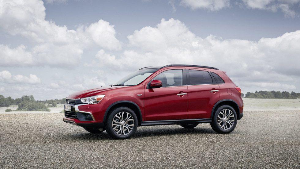 Купить Mitsubishi ASX 2018 модельного года на российском рынке можно будет по цене от 1 099 000 рублей в базовой комплектации Inform.