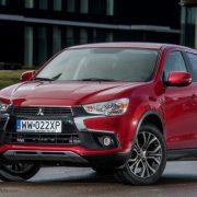Mitsubishi ASX 2018 в России: комплектации и цены