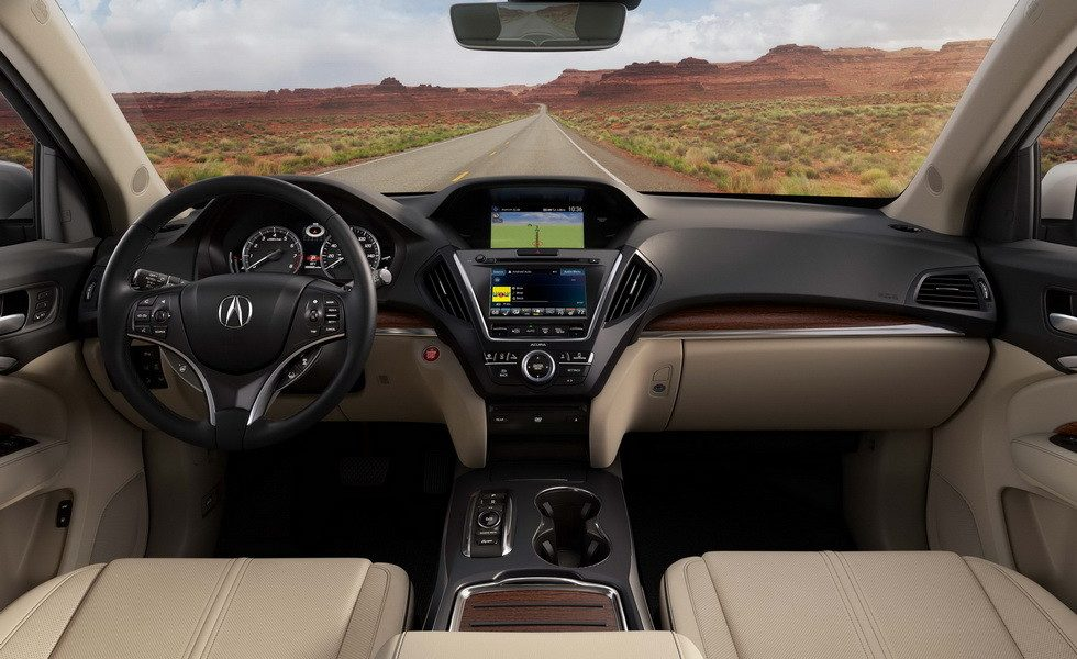 Acura MDX 2018: цена и комплектации
