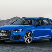 Audi RS4 в России: старт продаж и другие подробности