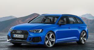 Audi RS4 фото