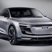 Audi Elain: дебют купеобразного концепт-кросса