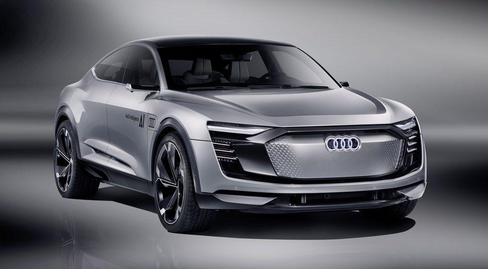 Audi Elain фото