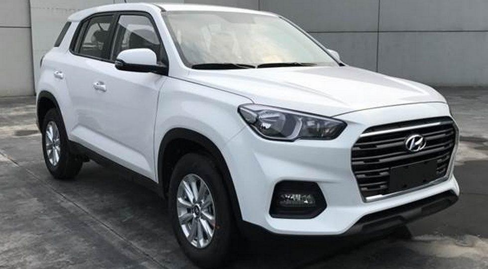 Hyundai ix35 2017 фото