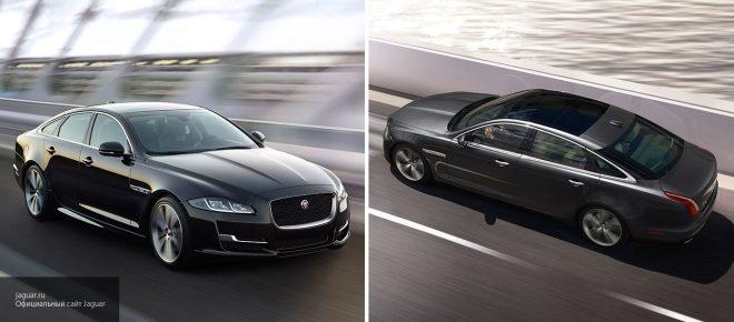 Купить Jaguar XJ 2018 в России можно будет уже зимой