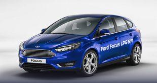 Форд Фокус LPG: подробности о газомоторной версии