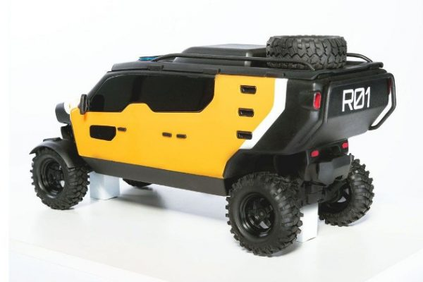 Mountain Rescue Vehicle (4)