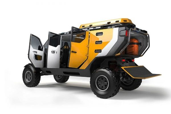 Mountain Rescue Vehicle (8)