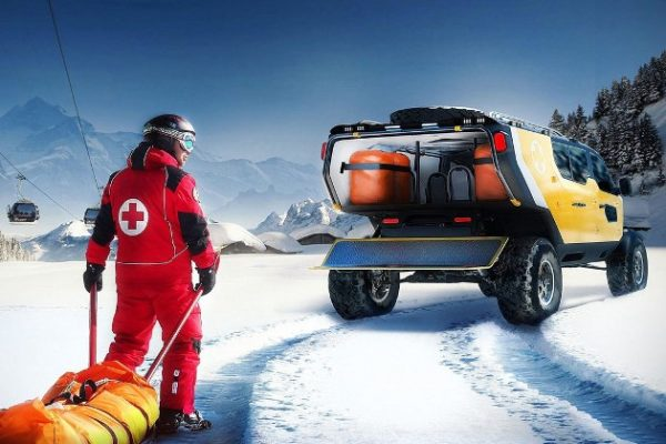Mountain Rescue Vehicle (9)