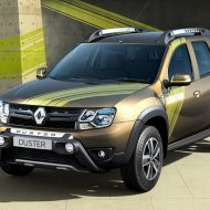 Renault Duster Sandstorm Edition: отличия, цена, характеристики