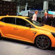 Renault Megane RS 2018: полноуправляемое шасси и «робот»