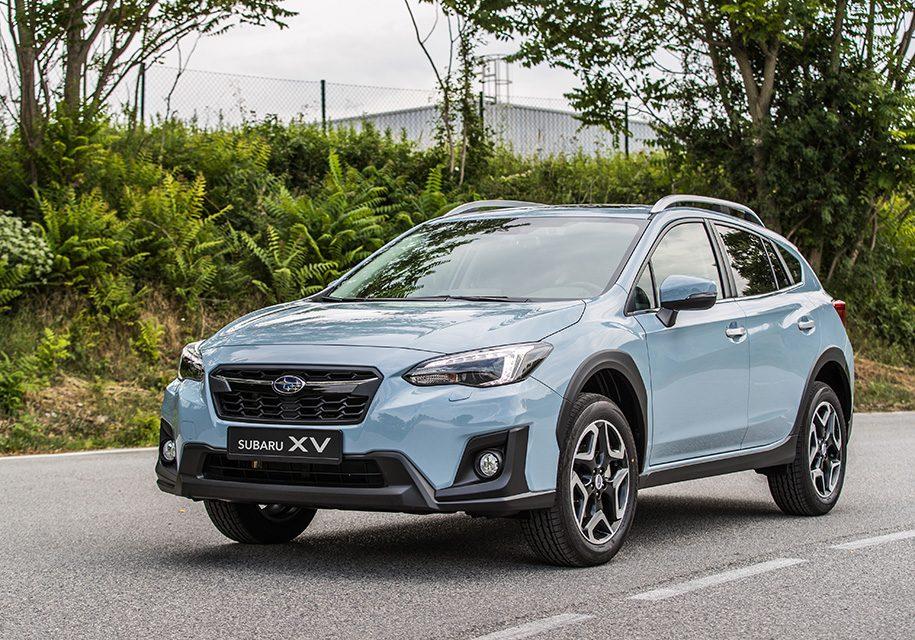 Subaru XV 2018 в России: новые моторы, комплектации и цены