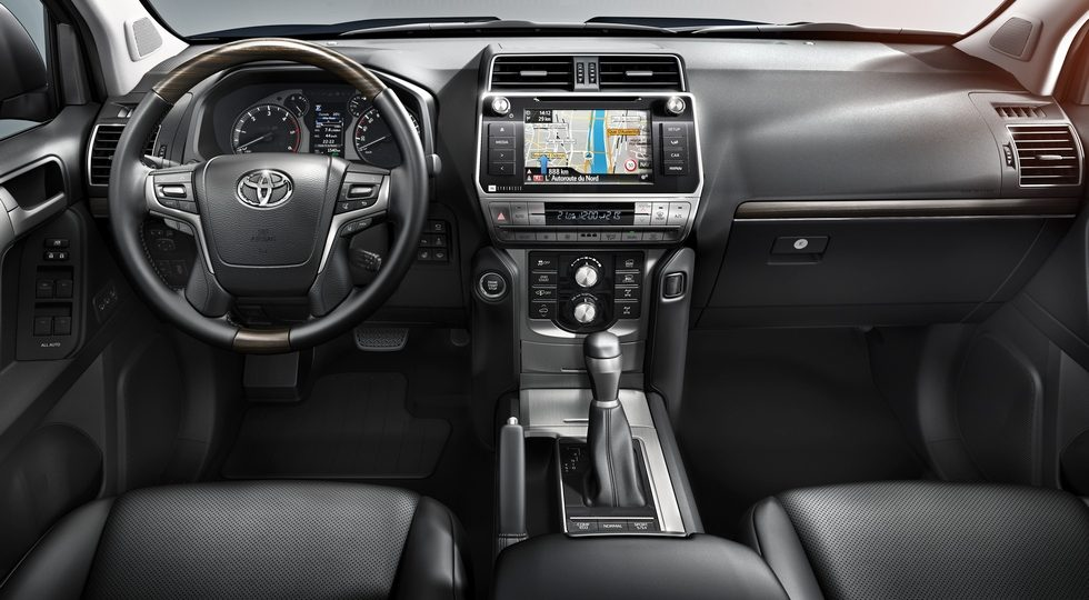 Новый Тойота Прадо 2018 фото