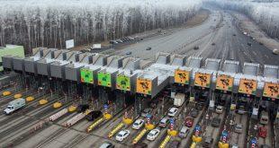 Первая платная дорога в Украине: стоимость