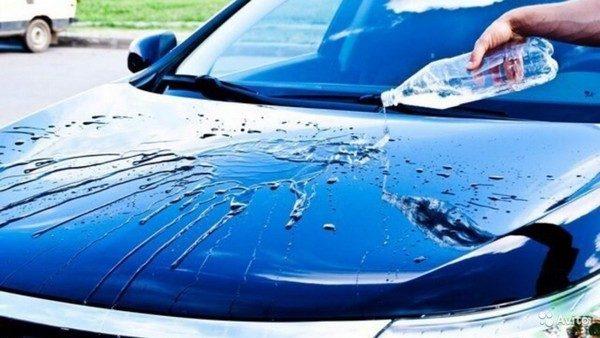 Жидкое стекло для авто технология отзывы владельцев цена
