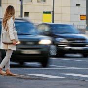 Штраф за непропуск пешехода все же повысили