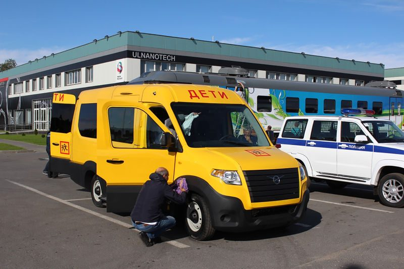 Микроавтобус УАЗ: новая модель на базе Профи