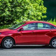 Раскрыты новые опции для седана Lada Vesta