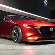 Mazda Kai: каким будет новое поколение Mazda3?
