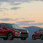 Mitsubishi Eclipse Cross в России: старт продаж и другие подробности