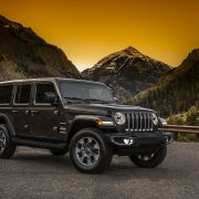 Новый Jeep Wrangler 2018: подробности о рестайлинге