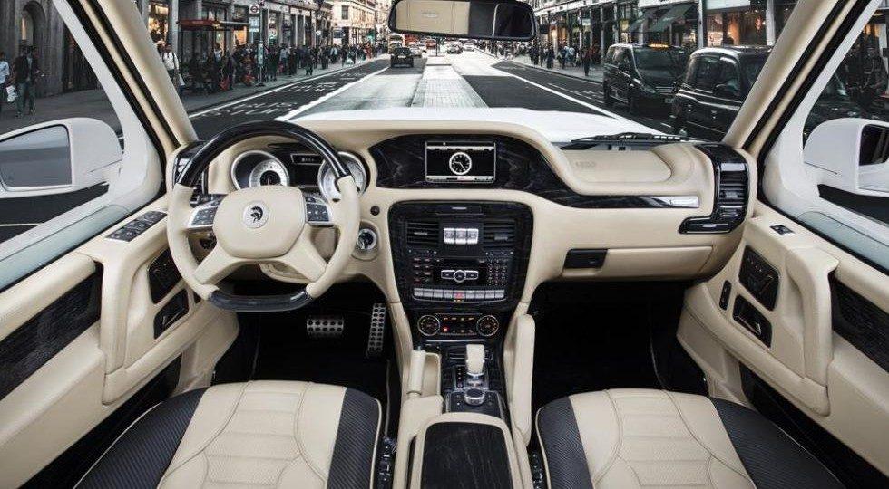 Mercedes-AMG G 63 X-Raid: потрясный тюнинг от Ares