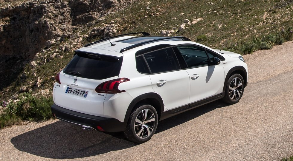 Обновленный Peugeot 2008