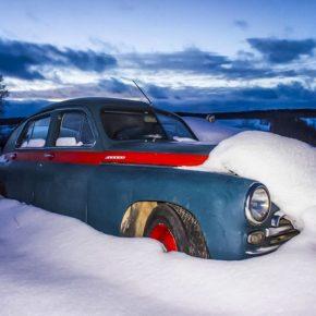 Back to USSR: как раньше автомобили готовили к холодам?