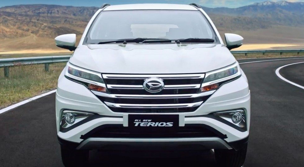 Daihatsu Terios 2018 фото характеристики