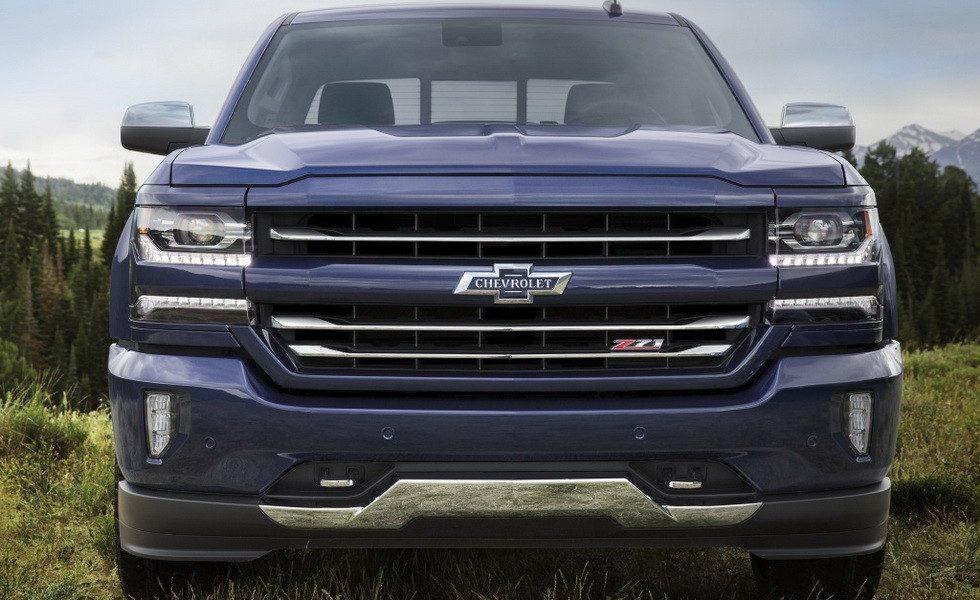 Chevrolet Silverado 2019 первые фото и подробности