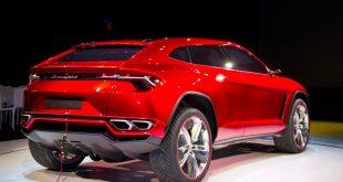 Демон песков: Lamborghini Urus «выпустили» погонять в пустыню