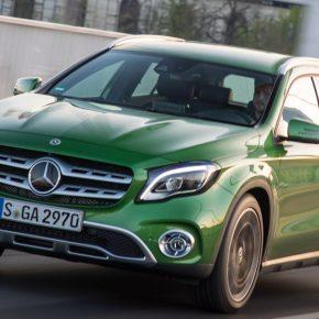 Mercedes-Benz GLA 2019: первые подробности о новом поколении