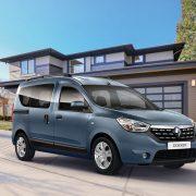 Renault Dokker в России: цены и комплектации