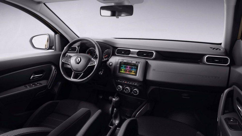 Рено Дастер 2018 в новом кузове: фото и технические характеристики