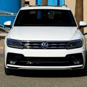 Volkswagen Tiguan R-Line 2018: подробности о новой версии кроссовера
