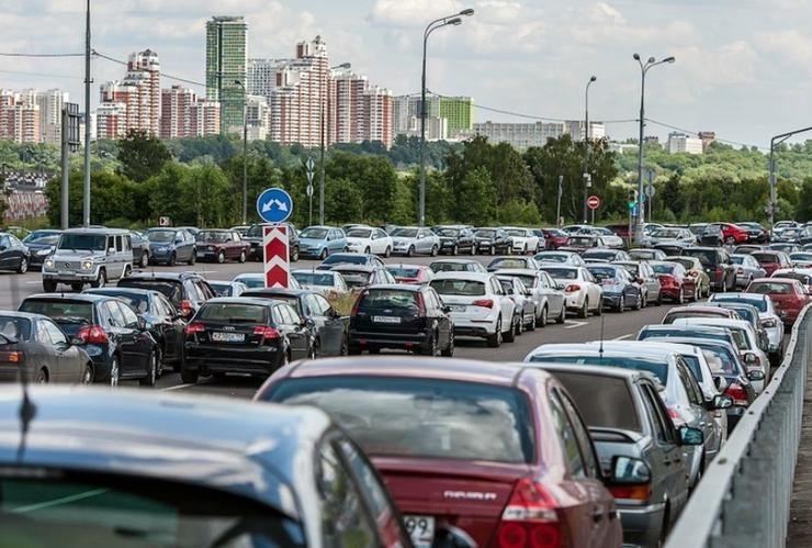 Чем грозит наезд на линию разметки парковки
