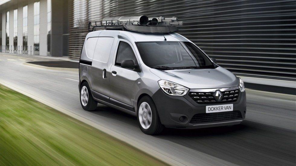 Renault Docker: цена и комплектации в России