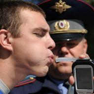 Главные ошибки в тесте на алкоголь или как не оказаться без прав?