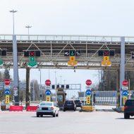 Новый платный участок открылся на трассе М-11 ведет вокруг Торжка