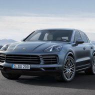 Porsche Cayenne 2018 для России: первые подробности