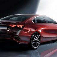 Kia Cerato 2019: подробности о новом поколении