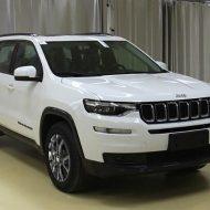 Grand Commander 2018: самый большой внедорожник Jeep