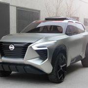 Nissan Xmotion дебютировал в Детройте