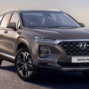 Hyundai Santa Fe 2019: первые изображения и характеристики