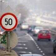 Названы суммы новых штрафов за превышение скорости в Украине