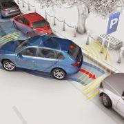 Как парковаться задним ходом между автомобилями?