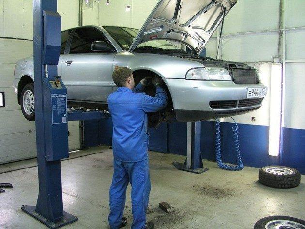 Реальная стоимость ремонта автомобиля или как «нагревают» нас на СТО