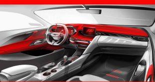 Hyundai Veloster 2019: подробности о новом поколении